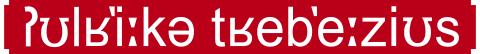 Ulrike Trebesius Retina Logo